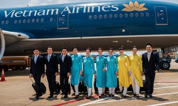 Đội ngũ tiếp viên hàng không của Việt Nam airlines