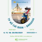 BAY NGAY XỨ SỞ CHÙA VÀNG THÁI LAN CHỈ TỪ 350USD++ VỚI VIETNAM AIRLINES