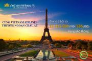CÙNG VIETNAM AIRLINES THƯỞNG NGOẠN CHÂU ÂU