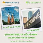 VIETNAM AIRLINES MỞ BÁN CHUYẾN BAY TỚI MELBOURNE - CHỈ TỪ 1500USD