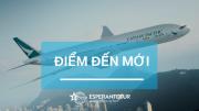 """"""" Nằm lòng""""  các điểm đến mới của Cathay Pacific năm 2018"""