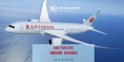AIR CANADA KHAI THÁC BOEING 787 CHẶNG BAY HONGKONG –VANCOUVER