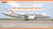 JETSTAR PACIFIC KHAI THÁC LẠI HAI ĐƯỜNG BAY
