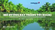 MALAYSIA AIRLINES MỞ ĐƯỜNG BAY THẲNG TỚI KOCHI - ẤN ĐỘ