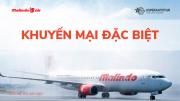 KHUYẾN MẠI ĐẶC BIỆT TỪ MALINDO AIR