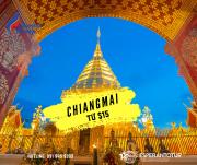 BAY CHIANGMAI CHỈ TỪ $15
