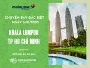 MALAYSIA AIRLINES SẼ PHỤC VỤ HÀNH KHÁCH CÓ ĐỦ ĐIỀU KIỆN NHẬP CẢNH VÀO VIỆT NAM NGÀY 14/11/2020
