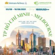 VIETNAM AIRLINES MỞ BÁN CHUYẾN BAY TỚI MELBOURNE - CHỈ TỪ 1600USD