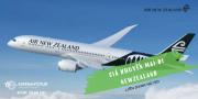 AIR NEWZEALAND MỞ BÁN KHUYẾN MẠI ĐẾN NEW ZEALAND