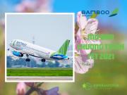 BAMBOO AIRWAYS TRIỂN KHAI CÁC CHƯƠNG TRÌNH MỞ BÁN CHO GIAI ĐOẠN TẾT 2021