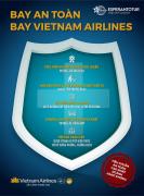 BAY AN TOÀN CÙNG VIETNAM AIRLINES
