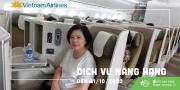 VIETNAM AIRLINES TRIỂN KHAI CHƯƠNG TRÌNH BÁN DỊCH VỤ NÂNG HẠNG