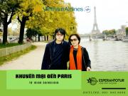 CƠ HỘI NGẮM THU PARIS CÙNG VỚI VIETNAM AIRLINES