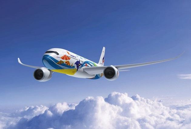 Bangkok Airways thay đổi phí khi mua thêm kilogram hành lý
