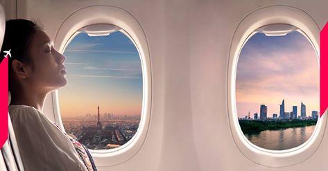 GIÁ ƯU ĐÃI CỦA AIR FRANCE TỚI PARIS
