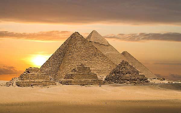 Đến Ai Cập du lịch