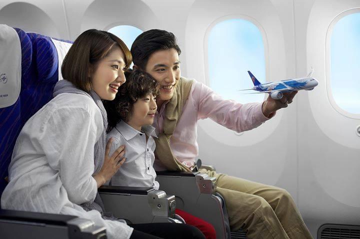 DUY NHẤT CHINA SOUTHERN AIRLINES: HÀNH LÝ CHUYỂN THẲNG ĐẾN ĐIỂM CUỐI !