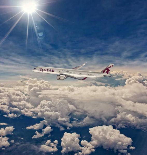 QATAR AIRWAYS NHẬN CHIẾC A350-1000 ĐẦU TIÊN