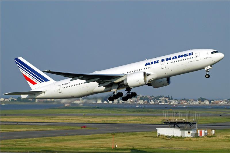 TẬN HƯỞNG HẠNG PHỔ THÔNG CAO CẤP CỦA AIR FRANCE