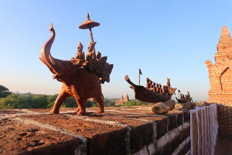 Phải lòng Bagan