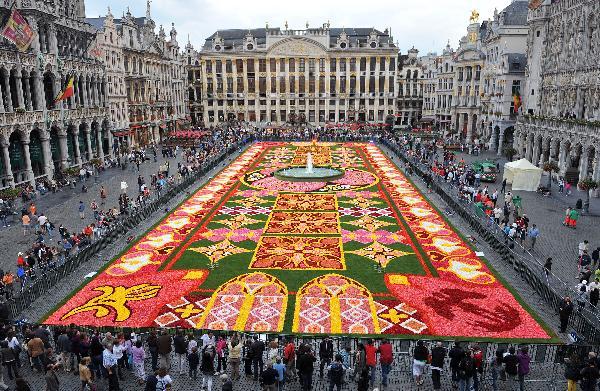 BRUSSELS, BỈ - ĐIỂM ĐẾN MỚI CỦA CATHAY PACIFIC