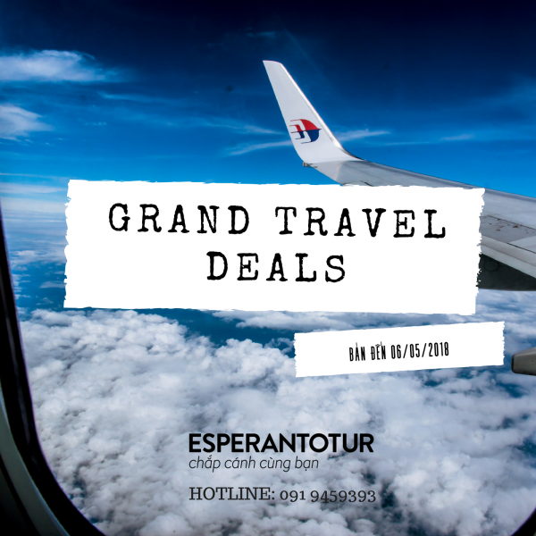 Malaysia Airlines Grand Travel Deals