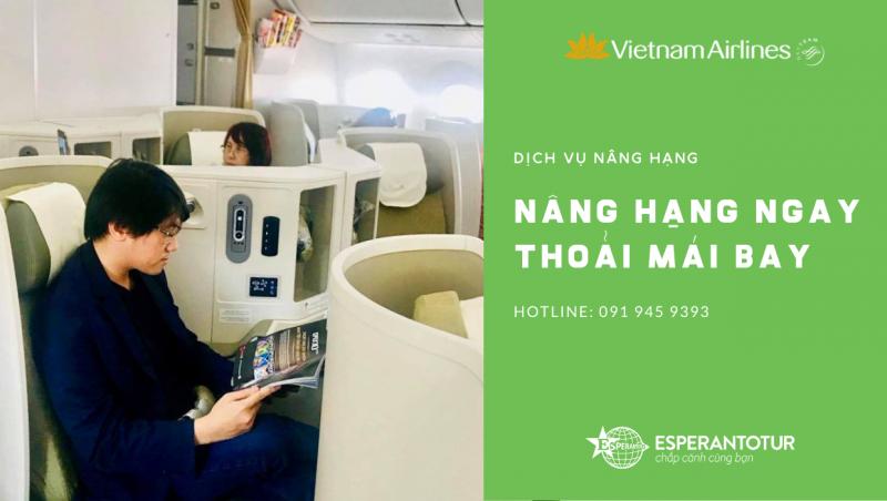 DỊCH VỤ NÂNG HẠNG CỦA VIETNAM AIRLINES