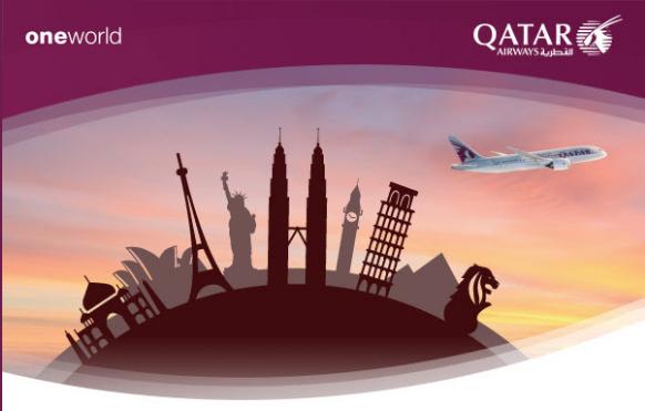 QATAR AIRWAYS - KHUYẾN MẠI LỚN ĐẾN CHÂU ÂU VÀ NƯỚC ANH