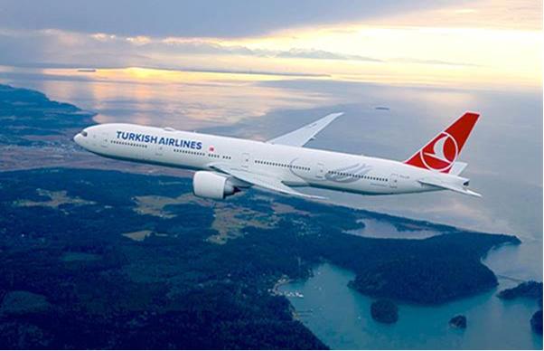 Turkish Airlines khuyến mãi hạng thương gia đến Amsterdam