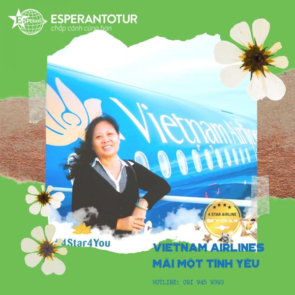 VIETNAM AIRLINES - MÃI MỘT TÌNH YÊU