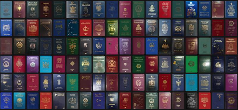 Quốc gia nào có hộ chiếu quyền lực nhất năm 2018?
