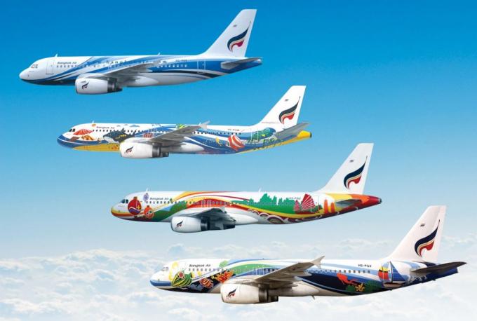 KHUYẾN MẠI CỦA BANGKOK AIRWAYS TỪ VIỆT NAM