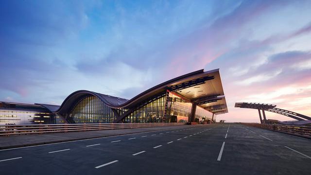 Khám phá sân bay sang trọng nhất Thế giới