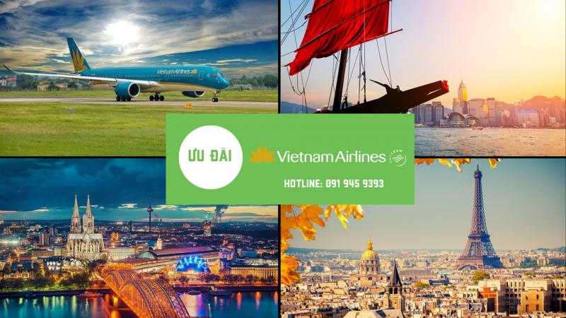 MUÔN NGÀN ƯU ĐÃI TỪ VIETNAM AIRLINES