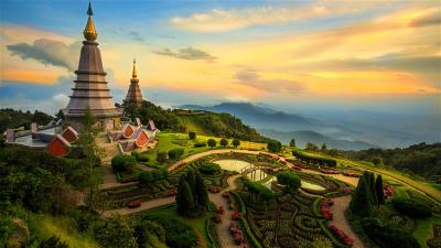 TOUR HOT - BAY THẲNG CHIANG MAI